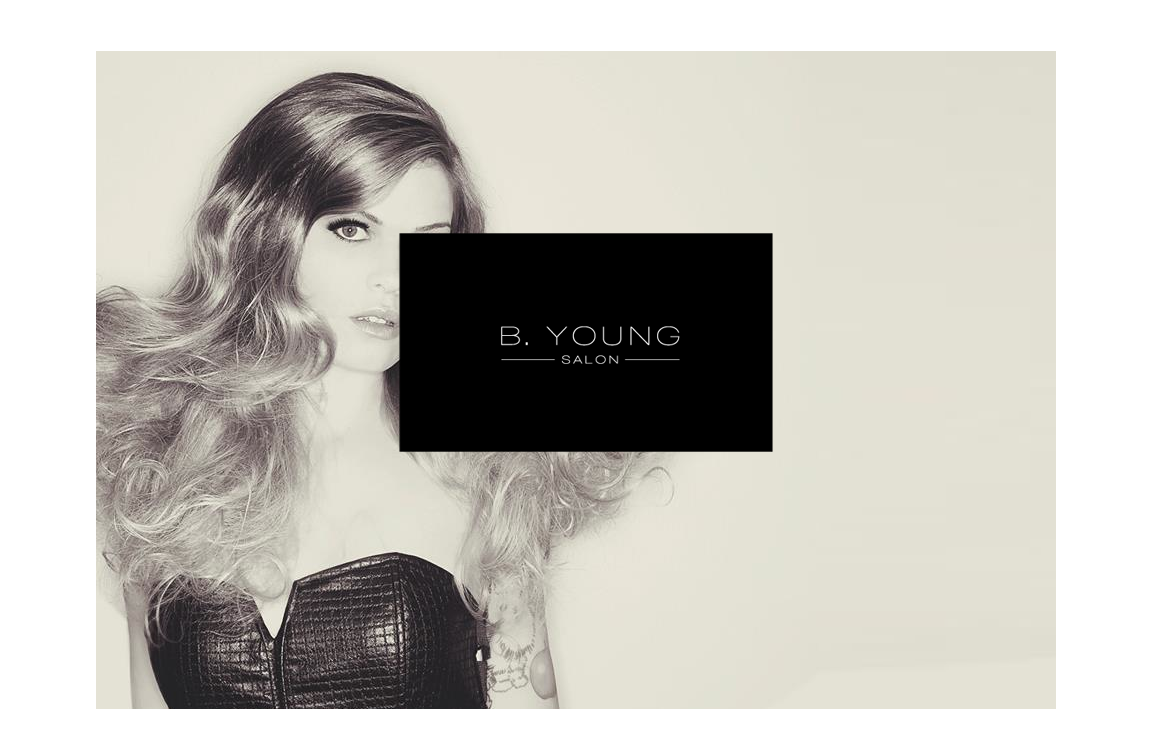 B. Young Salon - Wichita Kansas Hair Stylists
